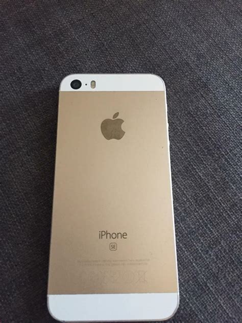 iphone 5se hülle iphone 5se gold 16gb in coatbridge
