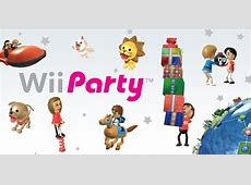 Wii Party Wii Games Nintendo