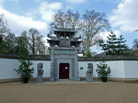 Chinesischer Garten Frankfurt by Chinesischer Garten Frankfurt
