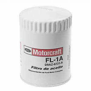 Mustang Ford Motorcraft Oil Filter V8 1965