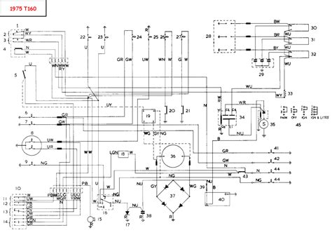 triumph america wiring diagram simple forum triumph free