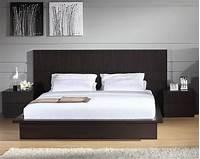 modern platform bed Modern Platform Bed   Casual Cottage