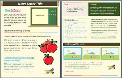 1000+ Ideas About School Newsletters On Pinterest