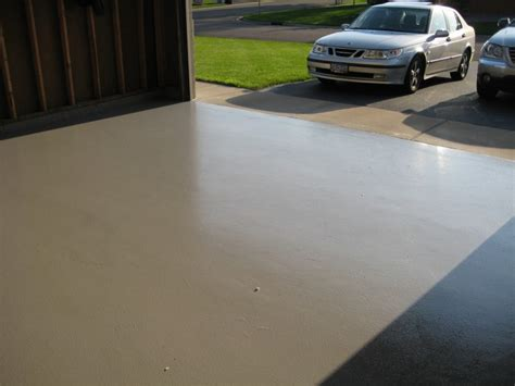how thick should a concrete garage floor be garage floor concrete thickness gurus floor