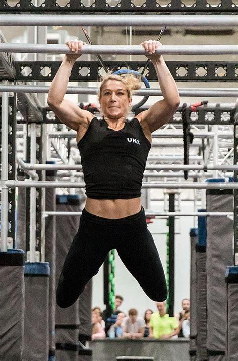 unx ninja warrior workout minute athletes graff jessie american champion drechsel drew moviedebuts