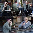 Good-Charlotte-Family: Joel Madden avec son père