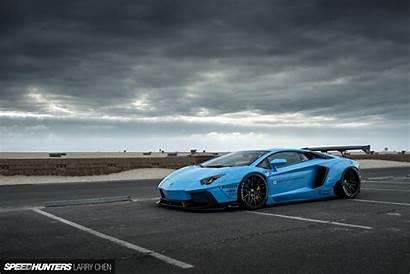 Liberty Lamborghini Aventador Walk Speedhunters Lb Widebody