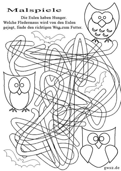 ausmalbilder labyrinth kostenlos malvorlagen zum