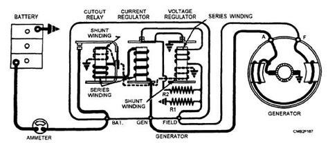 6 Volt Autolite Generator Wiring Diagram by Generator Maintenance