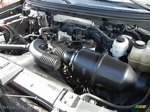 2007 Ford F150 Xlt Supercab 4 6 Liter Sohc 16