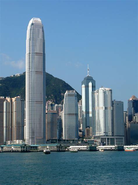 international finance centre hong kong photo gallery world building directory buildings