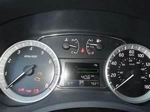 Nissan Sentra Dashboard Lights Went Out