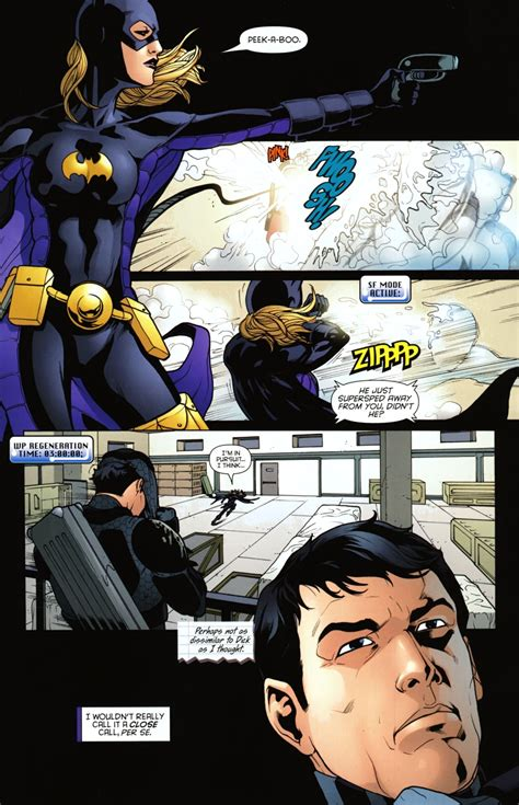 batgirl   insider comicnewbies