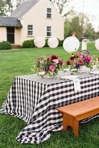 rustic bbq wedding ideas   backyard wedding
