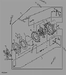 Re260848 Clutch - Re260848