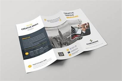 Brochure Fold Tri Creative Professional Minsk Brochures