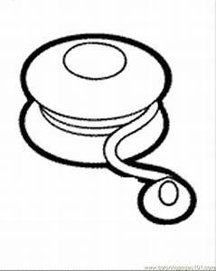 Yoyo-coloring-pages-2.gif - ClipArt Best - ClipArt Best