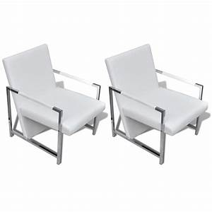 Amazon Stühle Günstig : 2 x sessel relaxsessel armsessel w rfelsessel st hle wei ~ Sanjose-hotels-ca.com Haus und Dekorationen