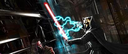 Wars Star Sith Dark Darth Kotor Revan