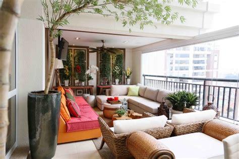 sofa lounge terraza como decorar una terraza con encanto hoy lowcost