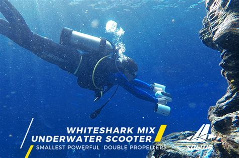 Water Scooter Sublue by Whiteshark Mix Water Scooter