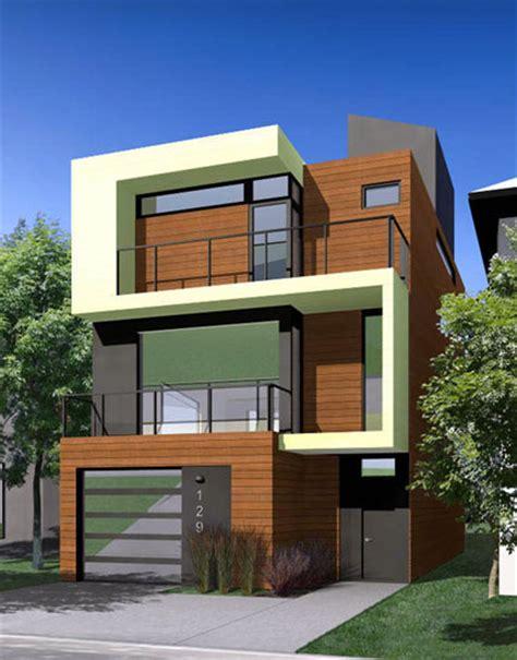 Interior Design For Small Row House
