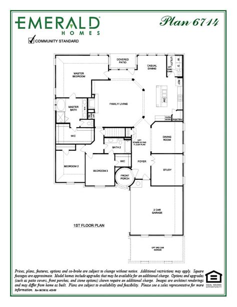 emerald homes russell floor plan marr team remax prestige