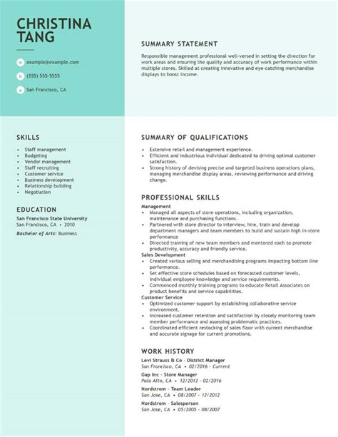 The Best Resume Format by 3 Resume Formats For 2019 5 Minute Guide