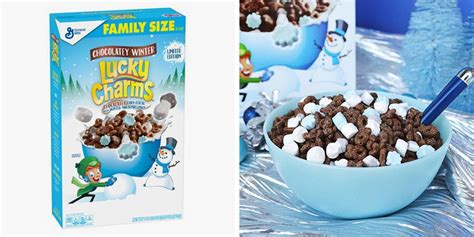 lucky charms  released  limited edition chocolatey