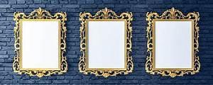 Segeltuch Mit ösen Auf Maß : goldener bilderrahmen der barocken art mit segeltuch stockfoto bild von collectibles ~ Orissabook.com Haus und Dekorationen