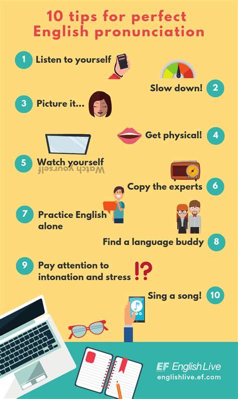 10 tips for perfect English pronunciation | EF English Live