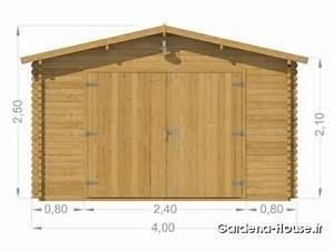 porte de garage en bois a double battants gardena house With porte de garage et double porte bois