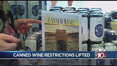 Top rated restaurants in east rochester. Sizing restrictions lifted on canned wine   WHEC.com