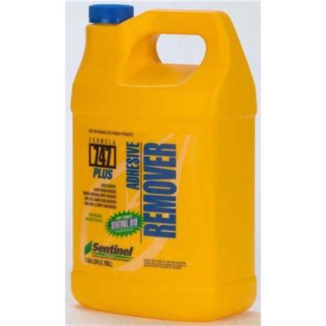 sentinel formula    oz adhesive remover spi
