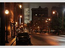 Atlanta night street Photo