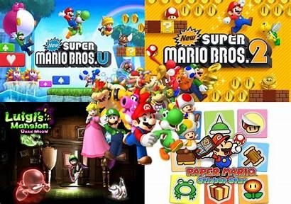 Mario Games Upcoming Deviantart Tony980 Legend E3