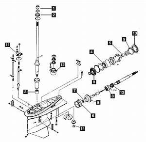 Yamaha - Gearcases - Four Cylinder - New Aftermarket Parts  U0026 Rebuild Kits