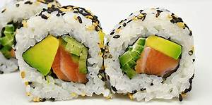 Sushi prace praha