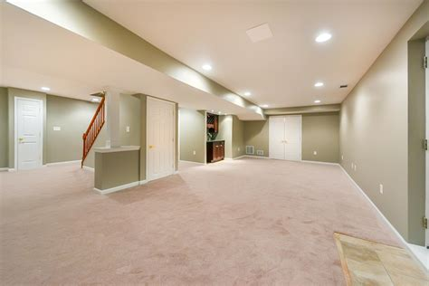 basement finishing  remodeling project middletown md