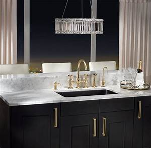 The Socialite Timeless Glamour ROHL Faucets Fixtures