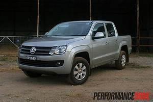 2012 Volkswagen Amarok Trendline Review