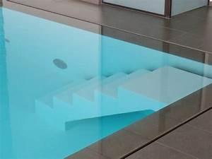beton cire pour piscine et bassin arcacim deco arcane With beton etanche pour piscine
