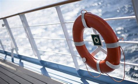 Safety on a cruise ship