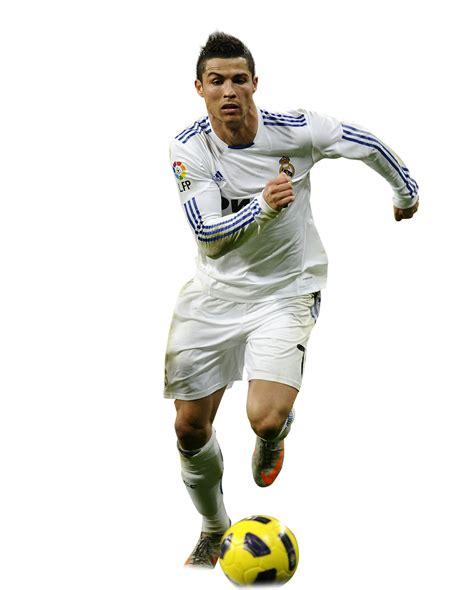 Cristiano Ronaldo Transparent