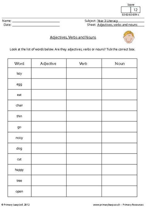 year  literacy printable resources  worksheets