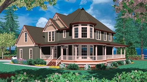 House Plans With Wrap Around Porch Single Story by Small House Plans With Wrap Around Porch One Story