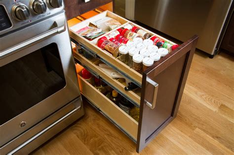 custom kitchen drawer organizers custom slide out shelves kitchen drawer organizers 6385