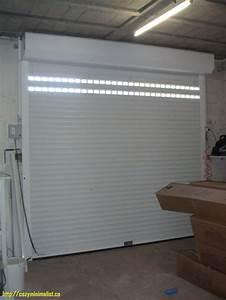 Porte de garage enroulable hormann leroy merlin l for Porte de garage enroulable hormann