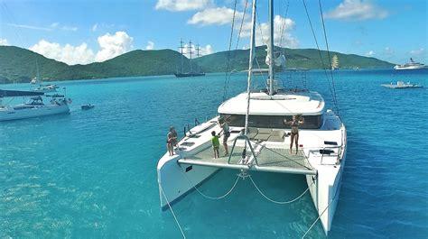Catamaran Dream Yacht bvi bareboat charter tips dream yacht charter review