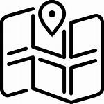 Map Icon Icons Vehicle Automatic Location Anzeigen